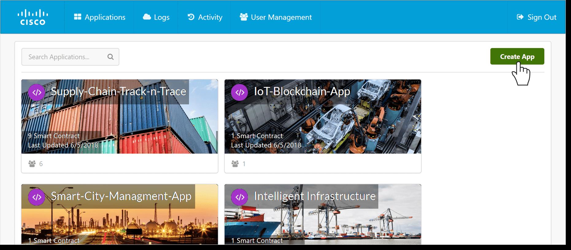 Blockchain - Cisco DevNet