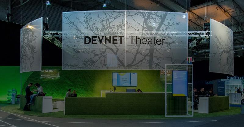 CLEUR19 - Cisco DevNet