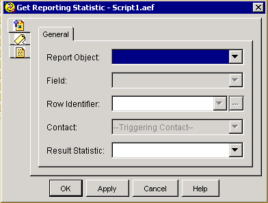 Get Reporting Statistic Step - Contact Center Express - Document