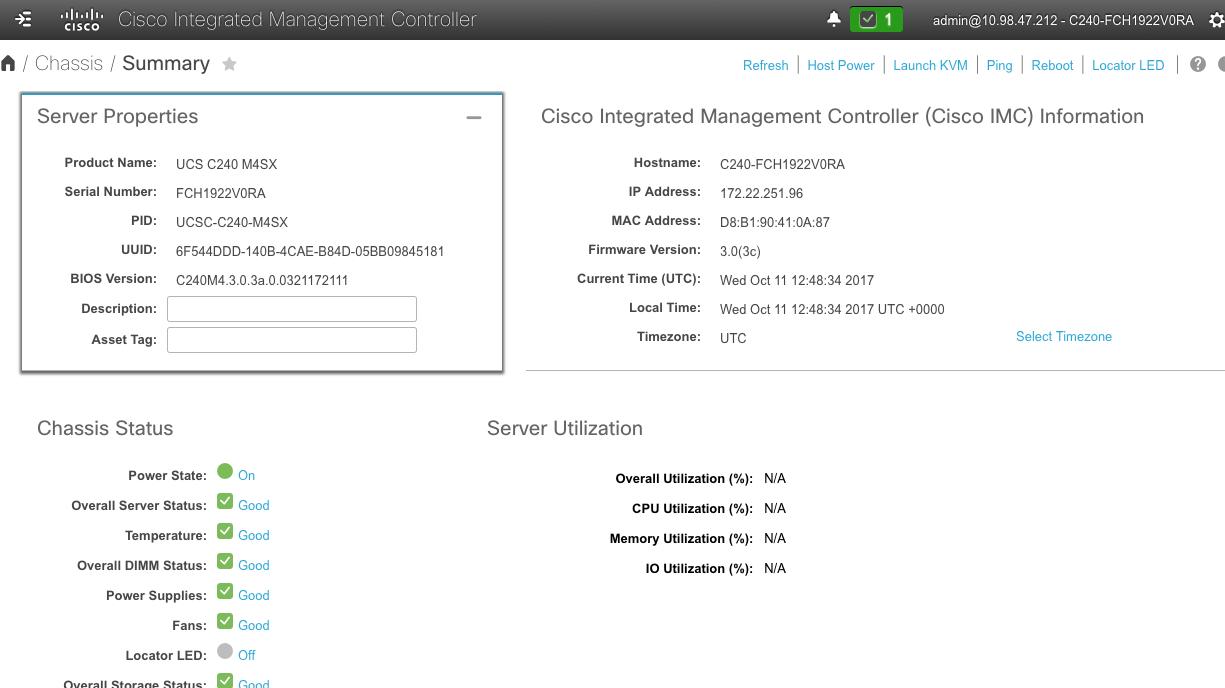 UCS IMC - UCS Dev Center - Document - Cisco DevNet
